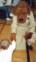 Visit the McGruff Crime Dog website.